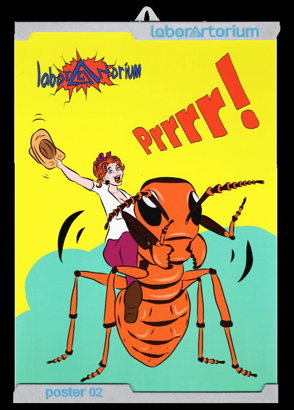 Zmenšíme Ťa ku Mravcovi